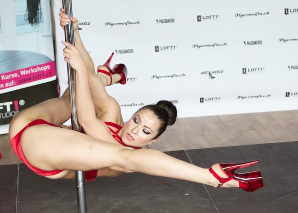 Prelims Group A - World Pole Dance 2012