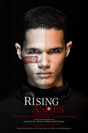 Rising Ashes, Poster