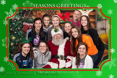 2012 PHS Breakfast with Santa