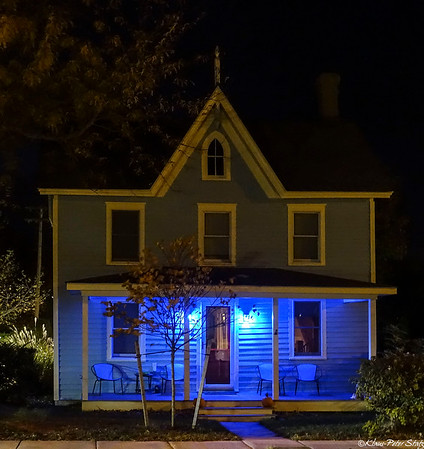 3- Cape May after dark