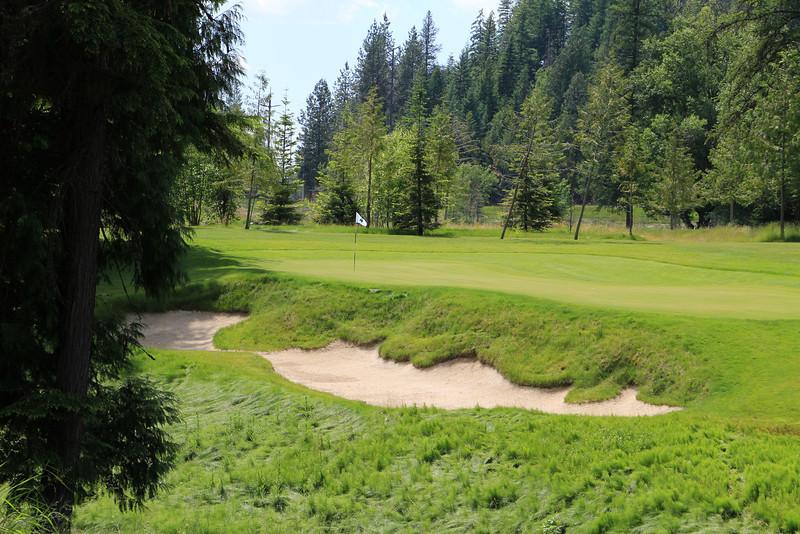 The Idaho Club, Sandpoint, ID - Hole #4