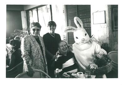1995 Easter Sunday Brunch 4-16-1995