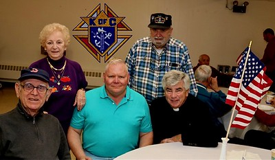 Knights Veterans Day Breakfast