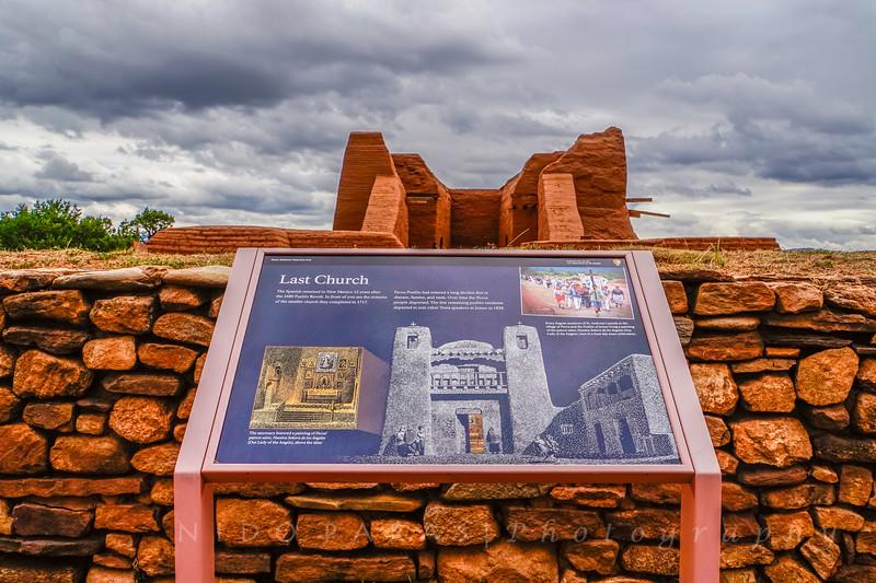 Pecos Historical Park