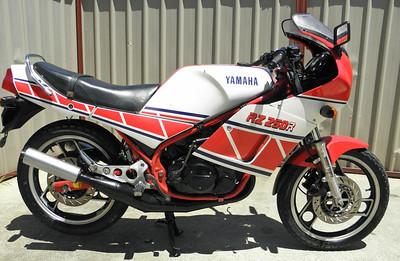 Yamaha RZ250RR