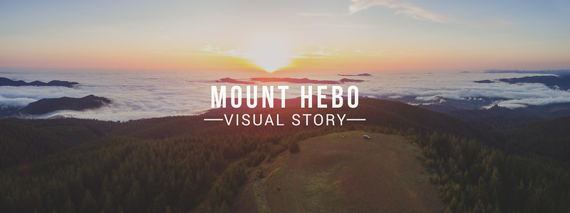 Mount Hebo Visual Story