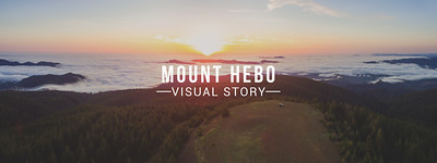 Mount Hebo Visual Story