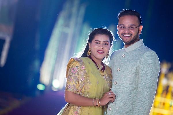 Sodhan & Rushika Garba