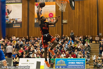Worthing Thunder vs Essex Leopards (£2 Single Downloads. £8 Gallery Download. Prints from £3.50)