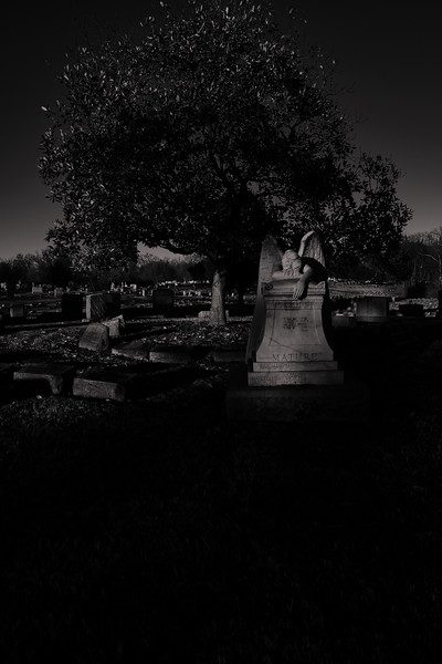 Louisville Cemetery 12-17-18