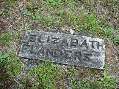 John Flanders Grave