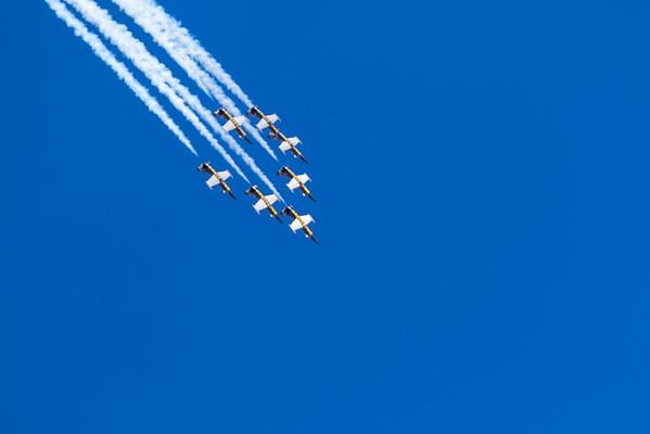 RENO AIR RACES Breitling France Team