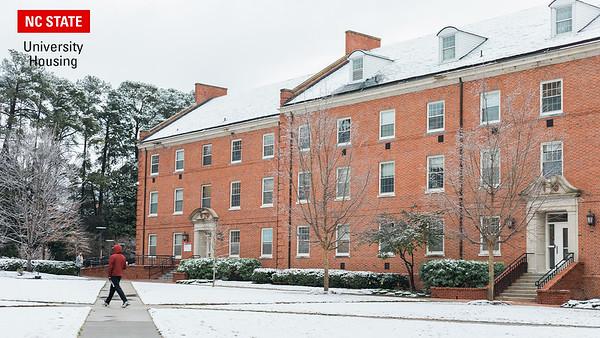 University Housing Zoom Backgrounds