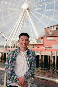 Donavan T Senior Photos