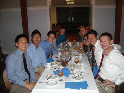 Science National Honor Society Dinner
