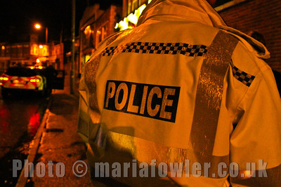 Community Safety 'Night of Action' in Harwich & Dovercourt.