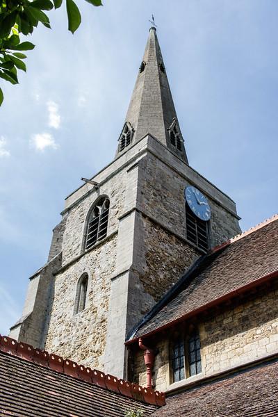 Stretham,  St. James