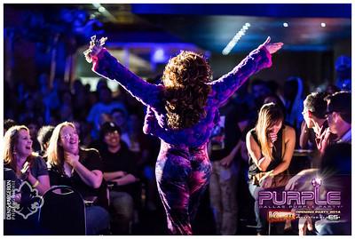 Dallas Purple Party Ignite - Dallas, TX