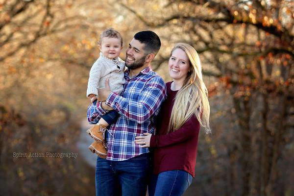 Madison and Jonathan's  Family