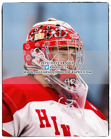 2/2/2019 - Boys Varsity Hockey - Pope Francis vs Hingham