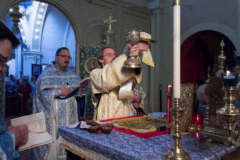 Divine Liturgy 09-09-12