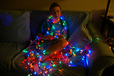 Cooper's Xmas Lights - 2009