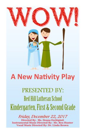 2017-12-22 RHLS K-2nd Grade Christmas Program