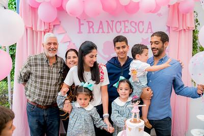 Francesca 4th Birthday Party