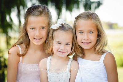 Rachel, Lauren & Katherine