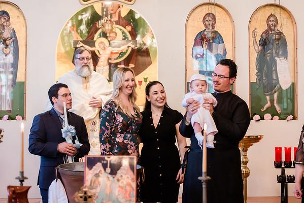Elias Baptism