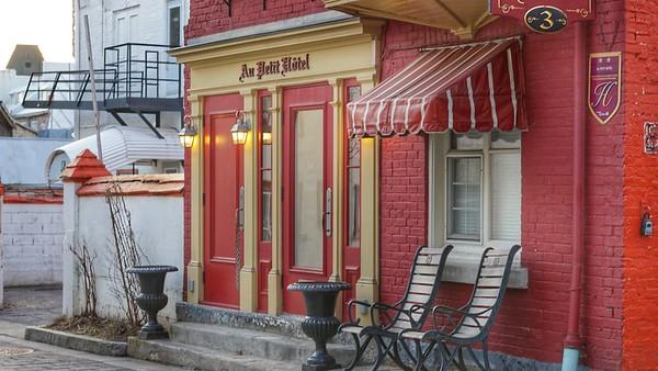 Au Petit Hôtel
