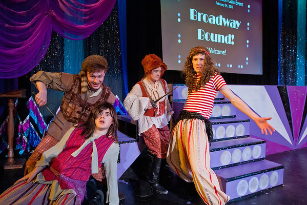 NWCT 2012 Auction: Broadway Bound