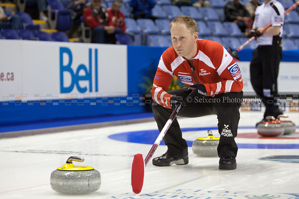 World Men's Curling 2013