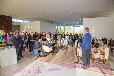 Sunnylands Reception for Ambassador David Lane 2/28/17