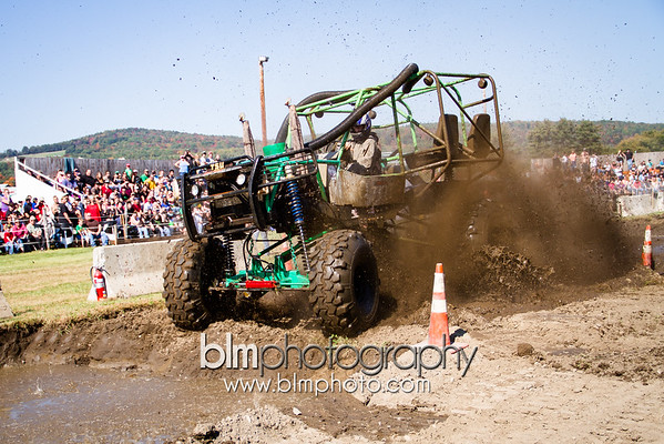 TRENCH - Saturday - Vermonster 4x4 Fall Fesitival