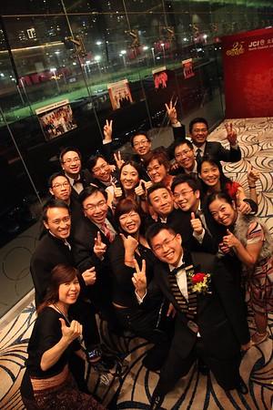 20101022 - 廿五周年會慶(台下)