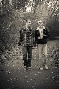 Nick and Jake Dale Sr Portraits