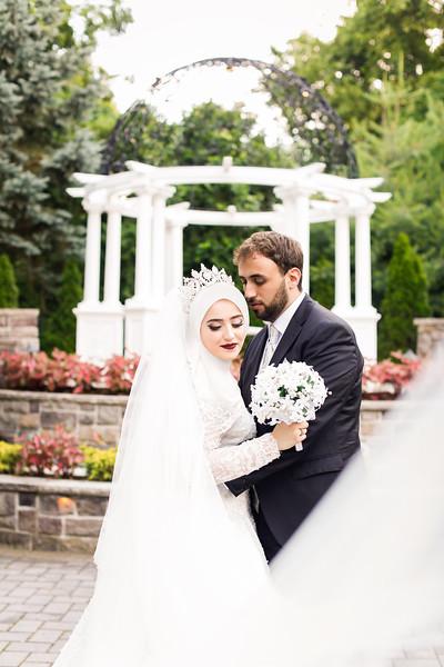 Hebh + Abdallah's Wedding