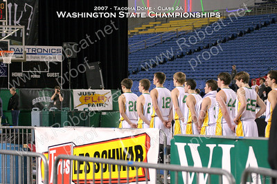2007 State 2A Boys  - Lynden over Mark Morris (championship)