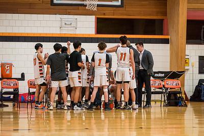 Rectory Boys Varsity Basketball