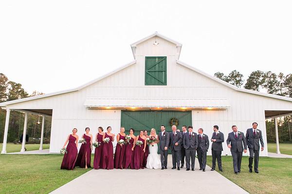 Nick + Whitney | Wildberry Farm Wedding