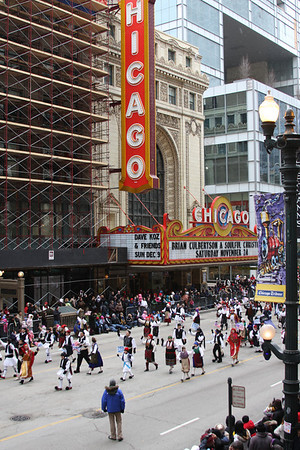 2007 Nov Chicago, Thanksgiving 2007