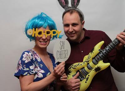 Helen & Steve Photo Booth