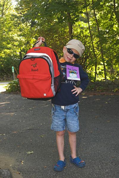 kindergarten 1st day!