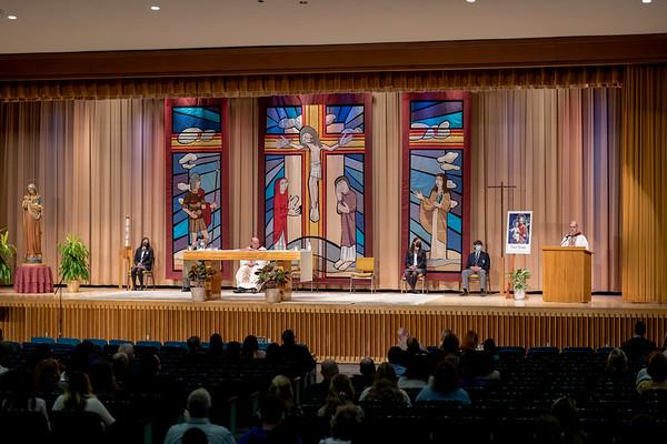 Freshman Communion Breakfast - May 9, 2021