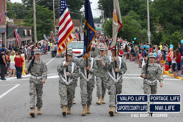 2016 Hobart 4th of July Parade