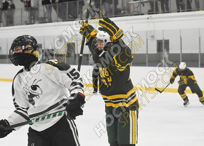 King Philip - Mansfield Boys Hockey 1-8-21