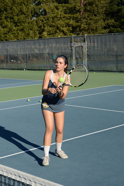 Menlo Girls Tennis 2013 - Senior 4
