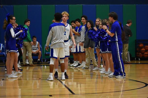Varsity Boys Basketball 1.22.19