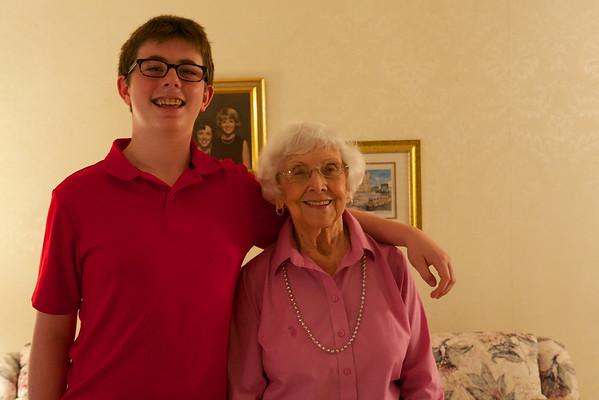 August Roadtrip - Grandma Dolly